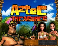 Игровой автомат Aztec Treasure (Ацтеки)