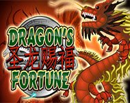 Игровой автомат Dragons Fortune (Удача дракона)